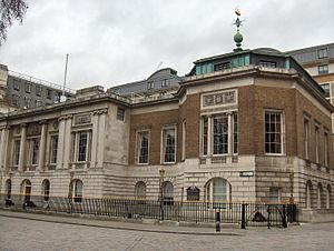 Trinity House - Trinity House, London (January 2007)