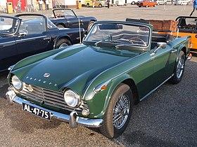 Triumph Tr4a Wikipedia