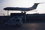 Tupolev Tu134 (Malév Hungarian Airlines) HA-LBH (30304618146).jpg