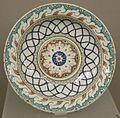 Turchia, iznik, piatto, 1550 ca.JPG