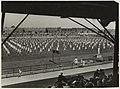 Turndemonstratie tijdens de Haarlemse sportweek op het terrein van de H.F.C. Haarlem aan de Sportweg.JPG