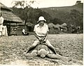 Turtle riding, Great Barrier Reef (7687773596).jpg