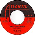 Twist and Shout by The Top Notes B-side US vinyl label.jpg
