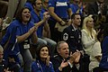 U.S. Air Force Gen. Mark A. Welsh III, center right, the chief of staff of the Air Force, and his wife, Betty, cheer on Air Force athletes competing in sitting volleyball at the Olympic Training Center 140928-F-PD696-293.jpg