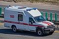 UAZ ambulance in Minsk 2.jpg