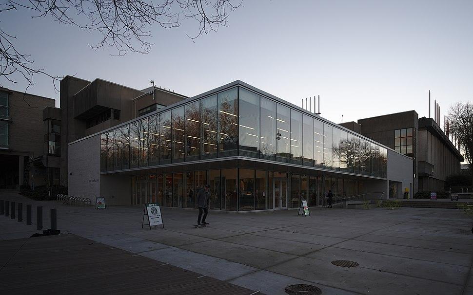 UBC Bookstore 2015