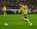 UEFA EURO qualifiers Sweden vs Spain 20191015 Piere Bengtsson 4.jpg