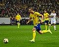 UEFA EURO qualifiers Sweden vs Spain 20191015 Pierre Bengtsson 5.jpg