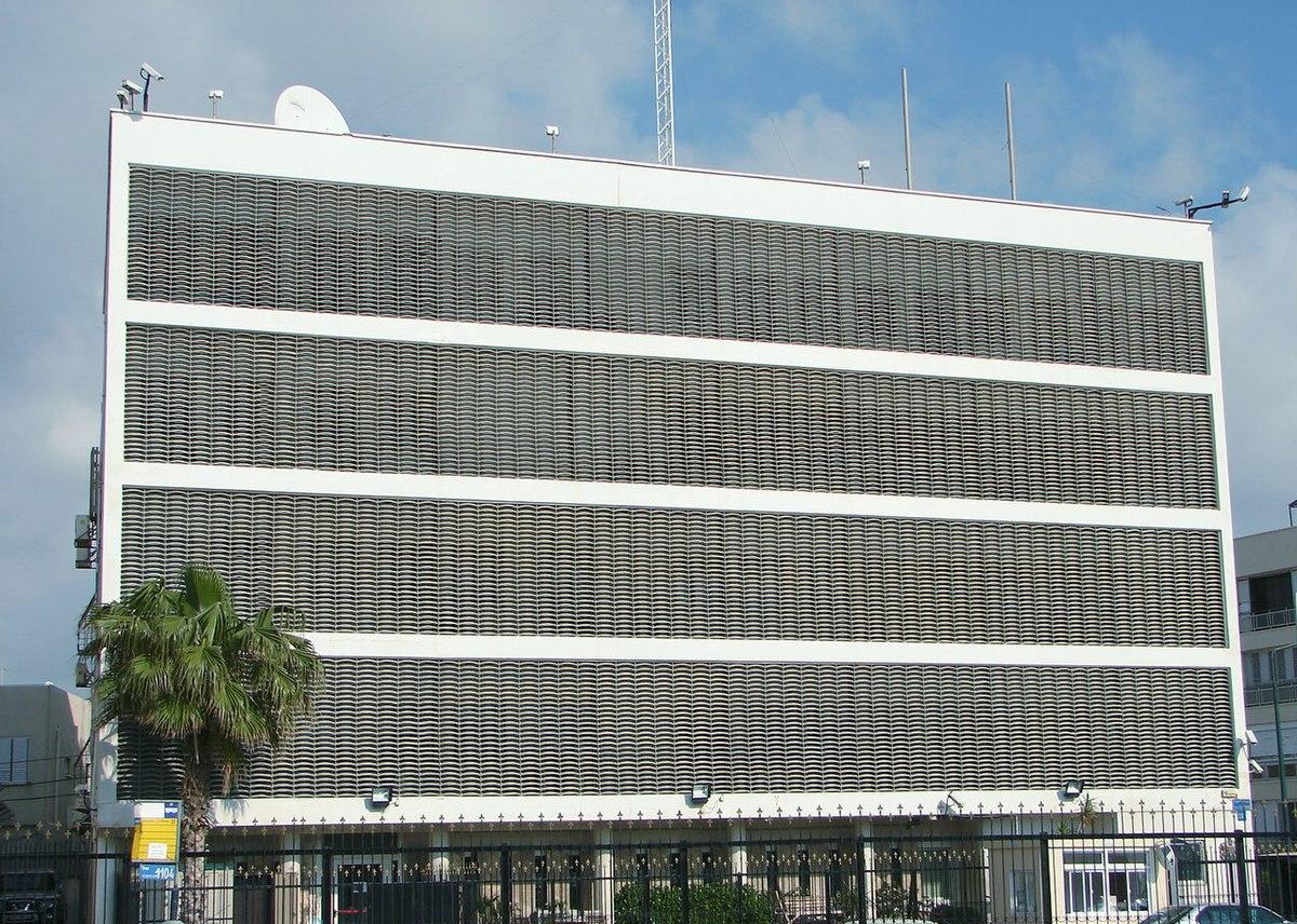 Embassy of the United Kingdom, Tel Aviv - Wikipedia