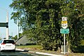 US441 FL7 North - FL869 Yellow Toll Sign (31838514934).jpg