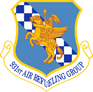 931st Air Refueling Wing - Image: USAF 931st Air Refueling Group