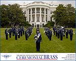 USAF Band Ceremonial Brass