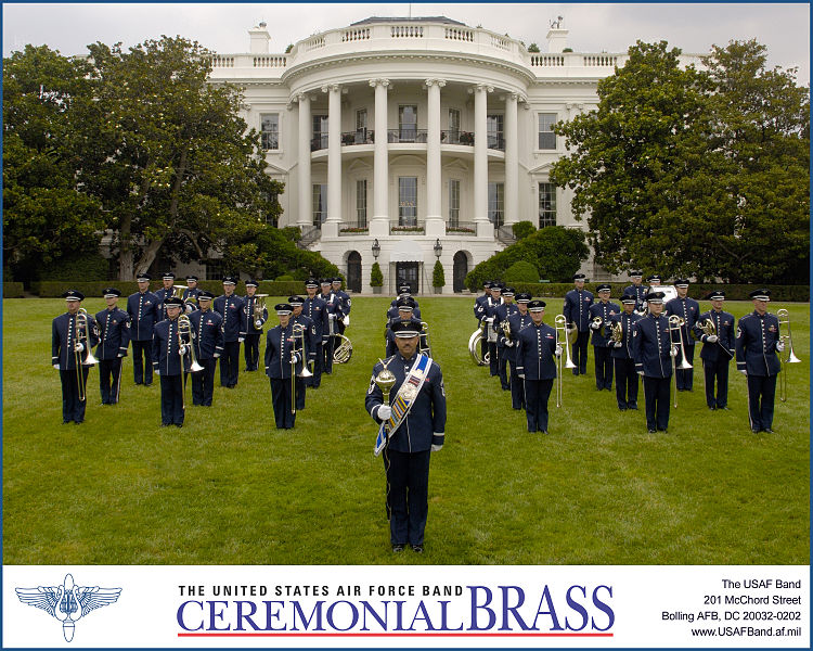 File:USAF Band Ceremonial Brass.jpg