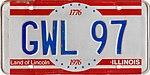 USA Illinois 1976 license plate.jpg