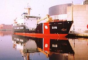 USCGC Sequoia (WLB-215) - USCGC Sequoia