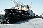 USNS PFC Dewayne T. Williams (T-AK-3009) during Operation Desert Shield.jpeg