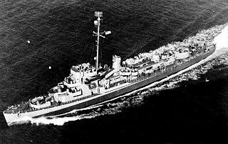 USS <i>Enright</i> (DE-216)