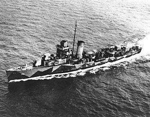 USS Lang (DD-399)