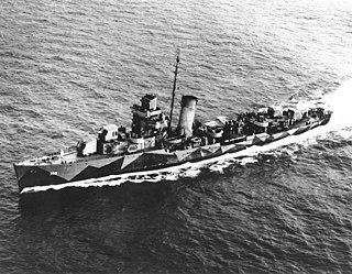 USS <i>Lang</i> (DD-399)
