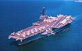 USS RANGER august 1961 (6051633307).jpg