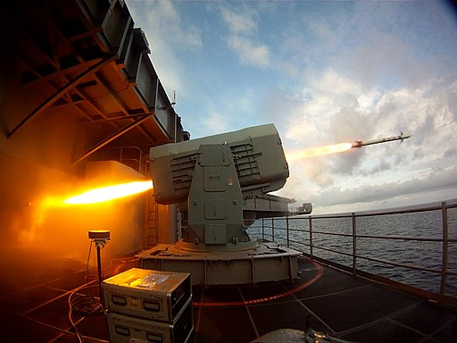 USS Theodore Roosevelt conducts a live-fire exercise