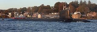 USS <i>Vermont</i> (SSN-792) US Navy Virginia-class submarine