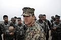 US Navy 101215-N-2984R-771 Marine Staff Sgt. Daniel Monteiro, center, an instructor assigned to Marine Corps Training and Advisory Group.jpg
