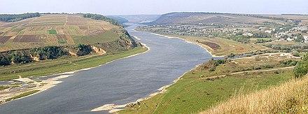 Dniester - Wikipedia