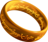 "The ""One Ring"" in The Lord of the Rings"