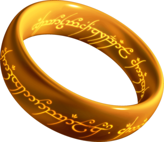One Ring Magical ring that must be destroyed in J. R. R. Tolkiens The Lord of the Rings