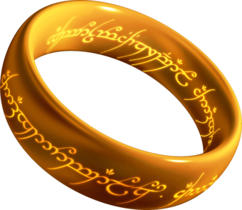 The inscriptions on the Ring Unico Anello.png