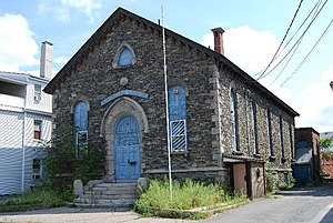 Union Mission Chapel-Historical Hall - Image: Union Mission Chapel