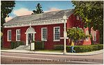 United States Post Office, Fifth and West Broad St., Quakertown, Pa (85785).jpg