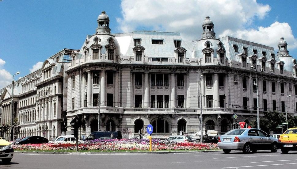 Universitatea din Bucuresti din Piata Universitatii