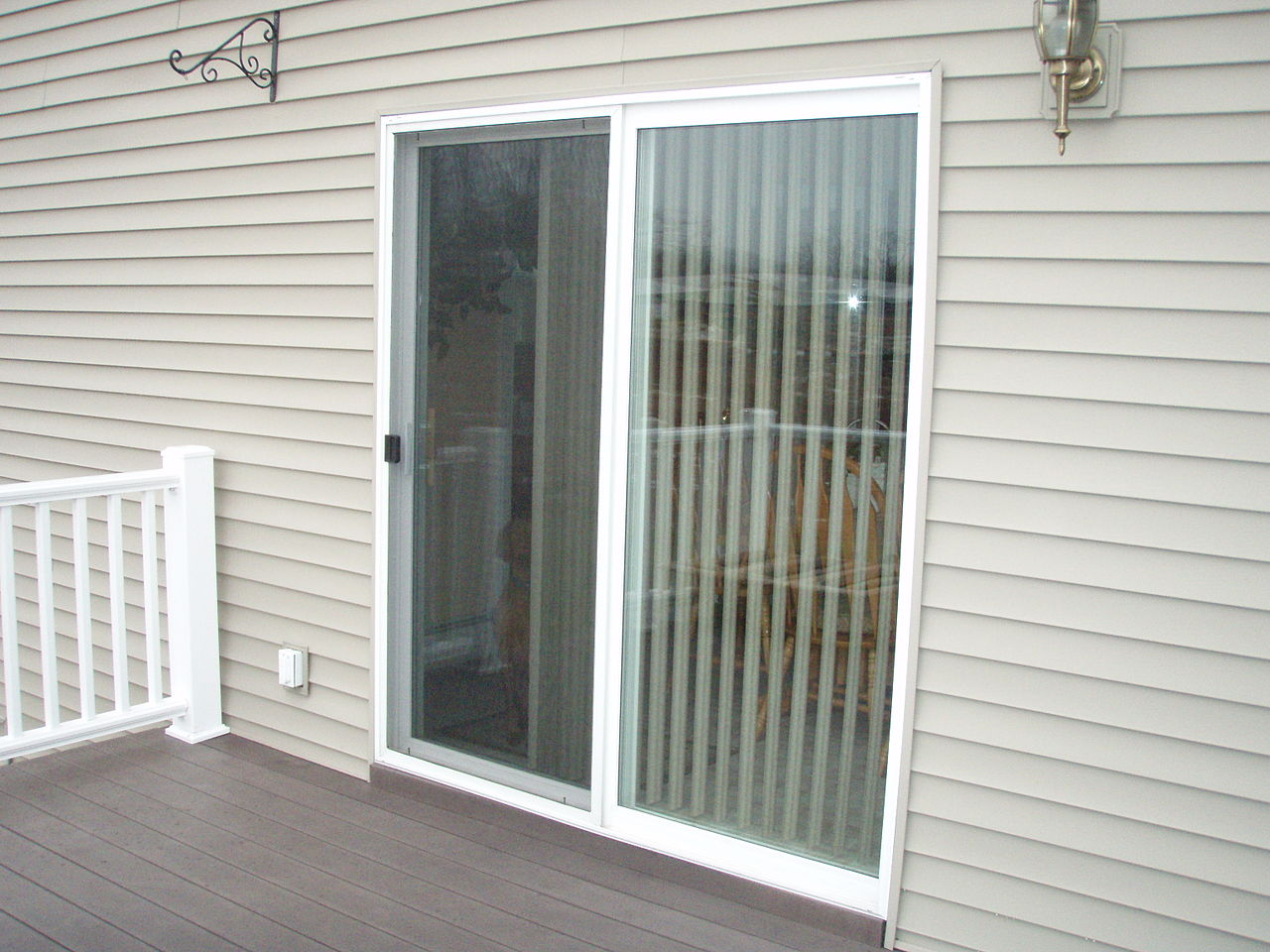 File upvc patio doors jpg wikimedia commons for Upvc balcony doors