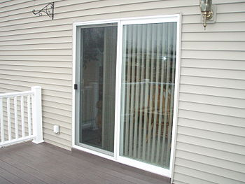 English: upvc patio doors