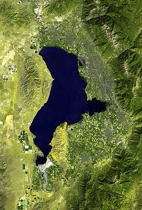 Image illustrative de l'article Lac Utah