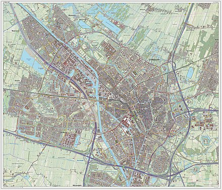 Contemporary map of Utrecht Utrecht-plaats-OpenTopo.jpg