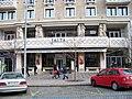 Václavské náměstí 45, hotel Jalta, portál.jpg