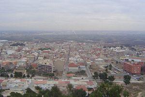 Benaguasil - Image: VG1 Benaguasil