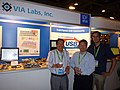 VIA Labs @ IDF 2011 San Francisco (6301899092).jpg