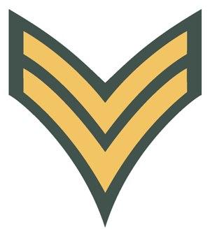 Vermont State Police - Image: VSP Corporal