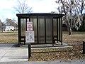 VSU Shuttle Bus Stop.JPG