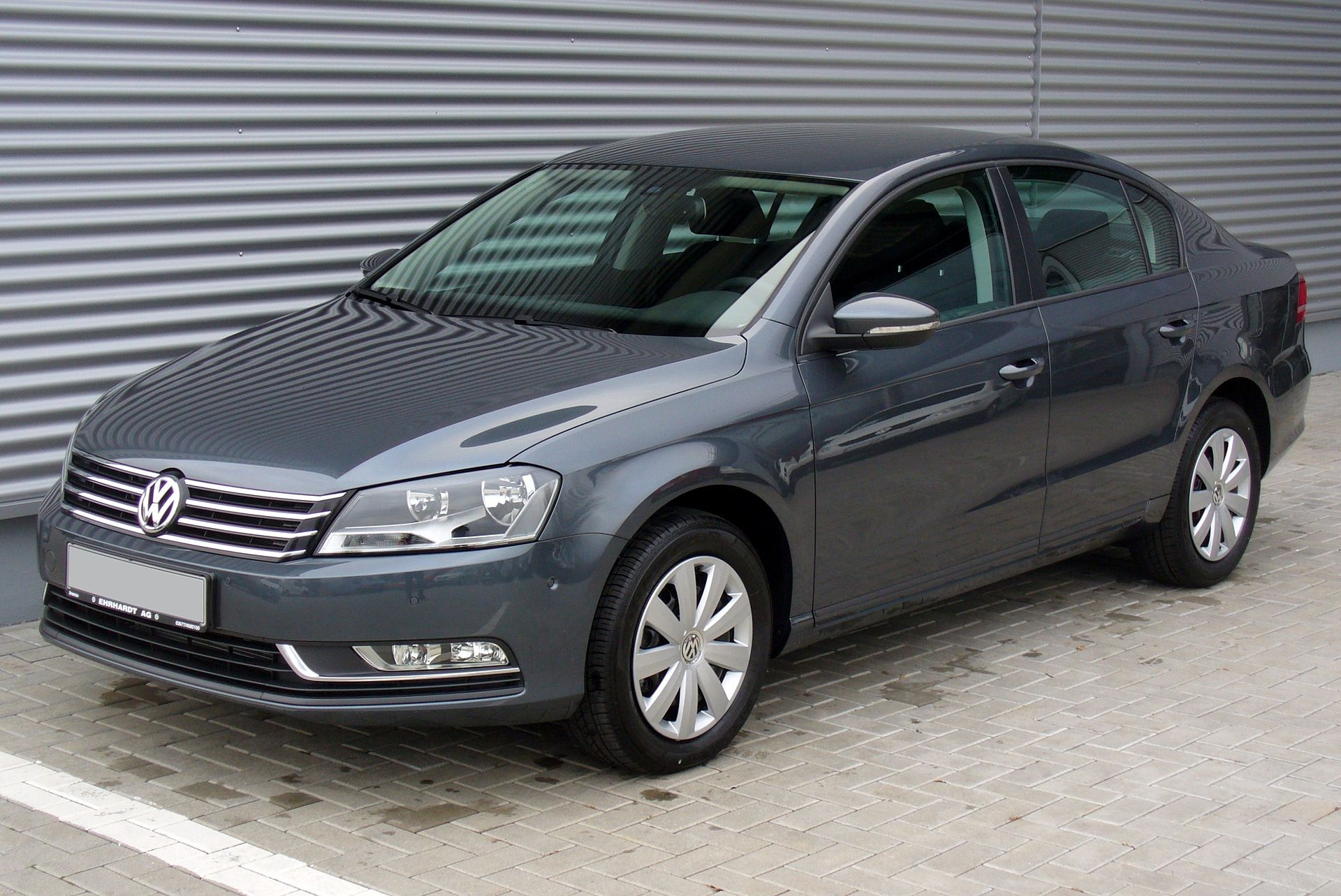 VW Passat B7 – Wikipedia