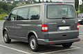 VW Transporter TDI (T5) Facelift rear 20100902.jpg