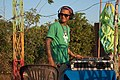 Vagator, Goa, India, DJ playing trance music.jpg