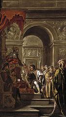 Saint Ambrose appointed Governor of Liguria and Emilia