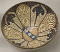 Valencia, scodella con stemma, 1400-1450 ca.JPG