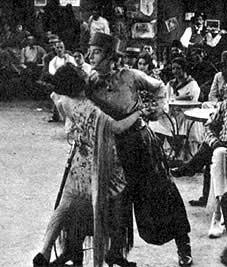 Argentine tango - Howling Pixel