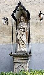 statue of Sacred Heart of Jesus Christ